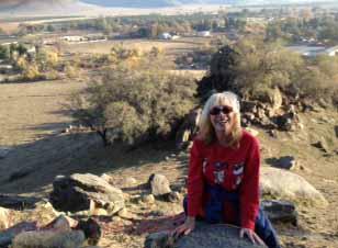 Marsha climbingcr