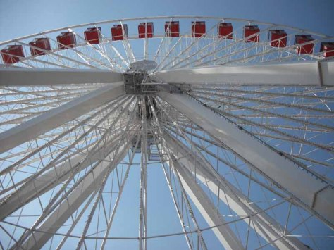 Ferris wheelR