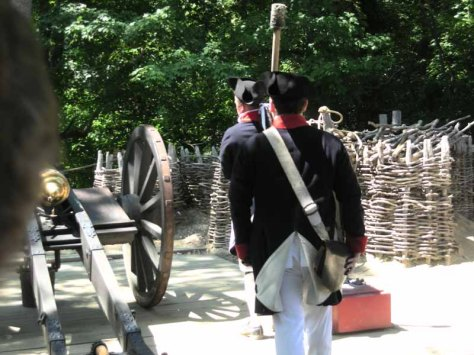 18 th Century Military Life 109