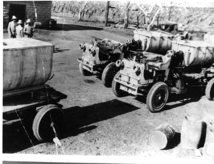 Redbanks (Courtesy of the Tulare County Library.)