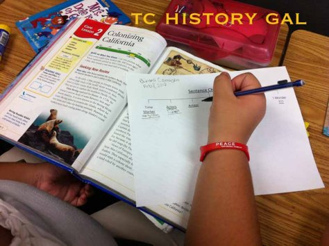 Content Reading Strategy: Sentence Chunking
