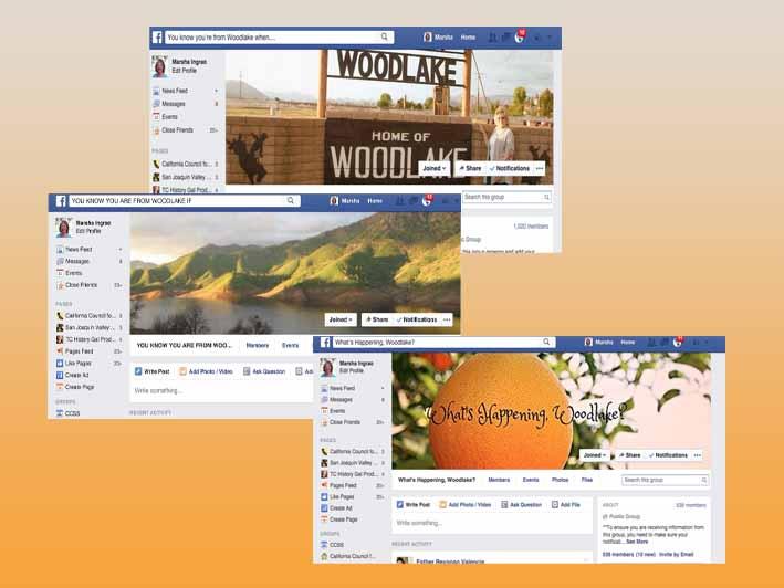 Woodlake on FB