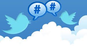 hashtag tweeting