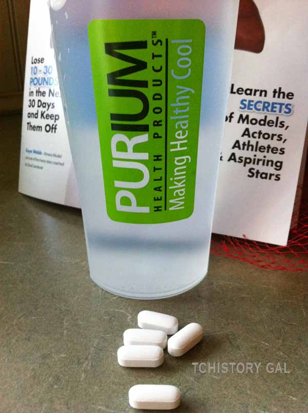 Amino Acid pills