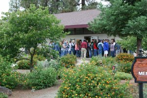 Sequoia Union brings its 8th graders to join Woodlake