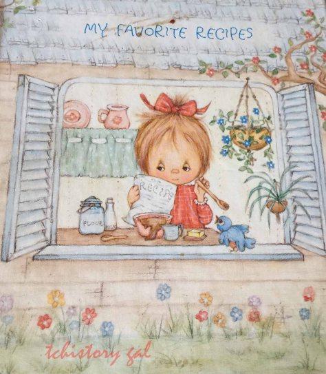 recipe book copy
