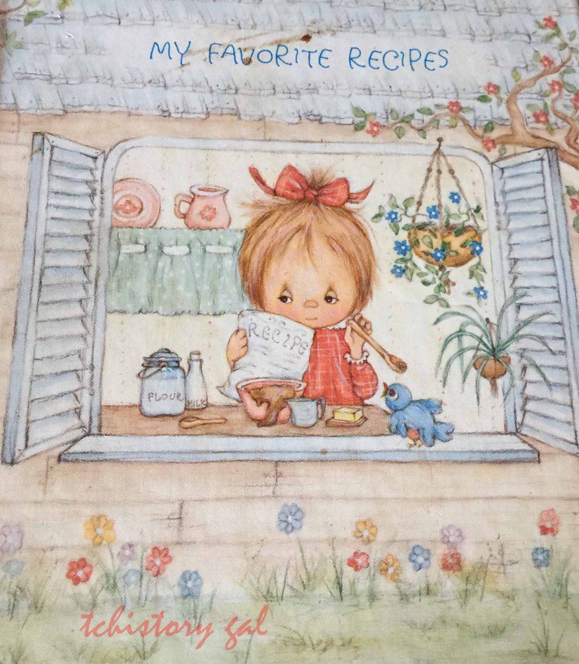 recipe book copy