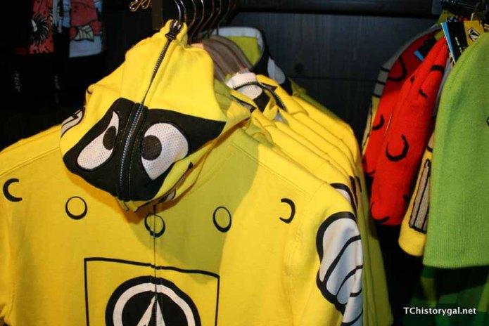 Clothes in HI001