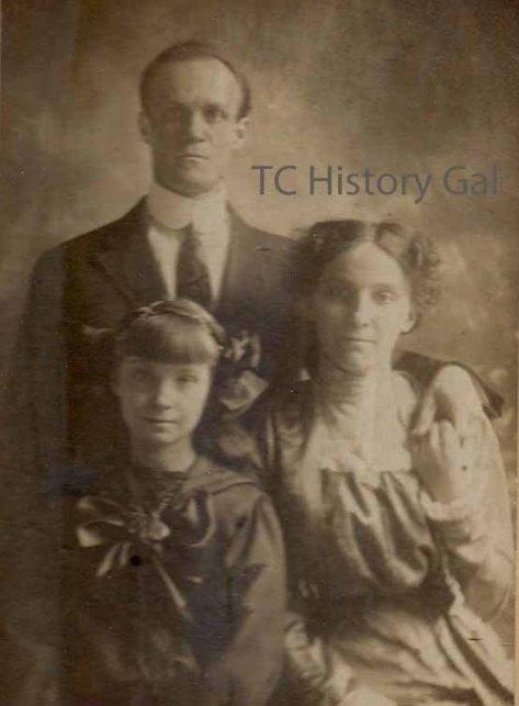 Fred, Martha, & Golda