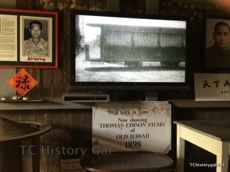 Hawaii 2016 Taoist Temple film made by Thomas Edison in Maui 1898