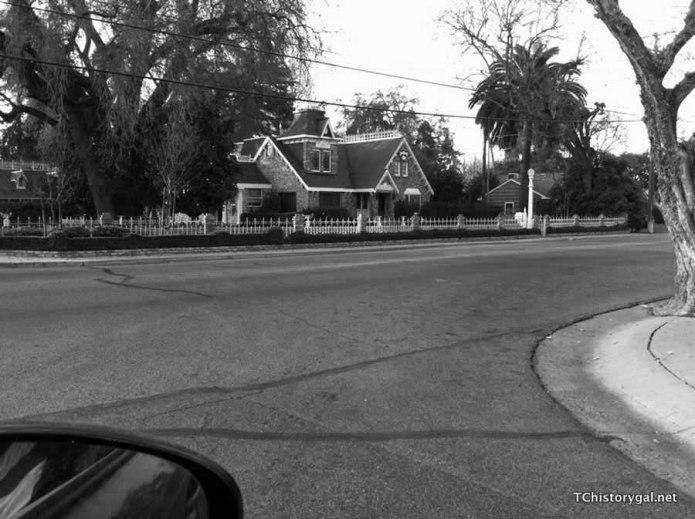 Visalia Streets014 BW