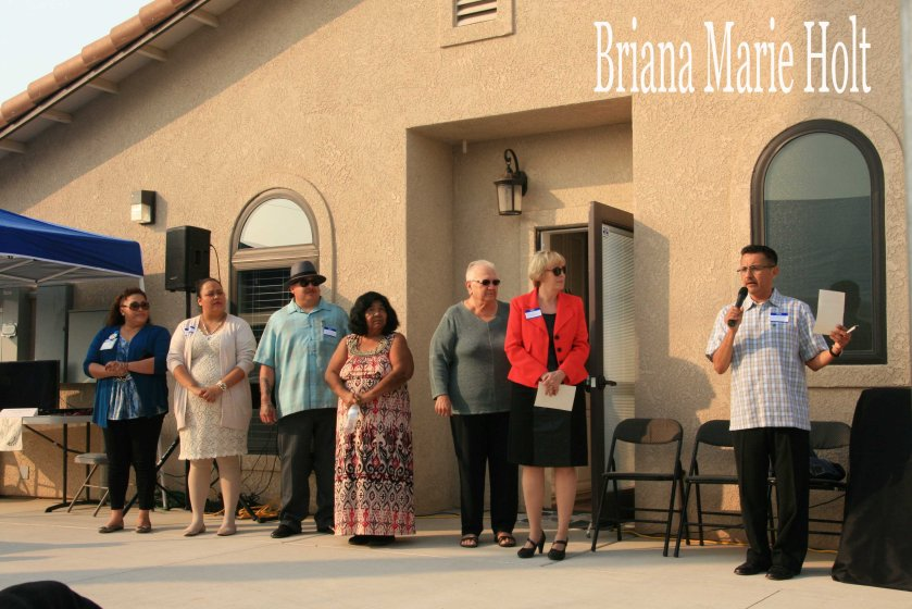 2015-2017 Woodlake Chamber of Commerce Board