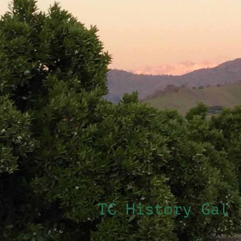 Sunset in Woodlake Valley