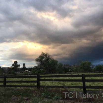 Stormy Sunset in Elderwood111