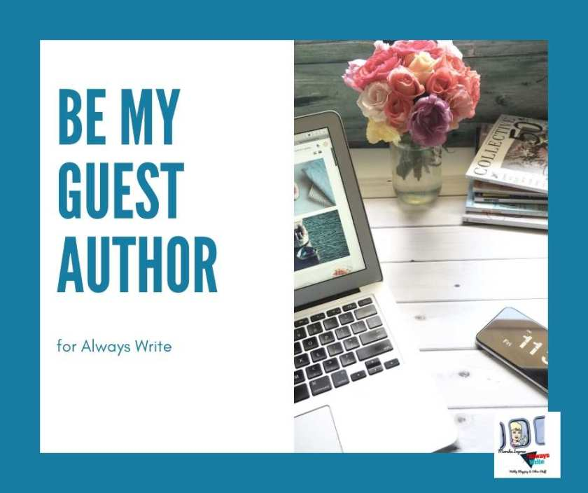 Be My Guest Blogger