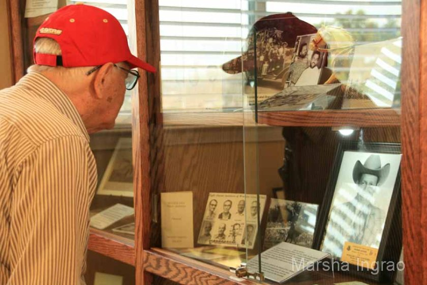Intent on history, his and 275 others' enjoyment of the new Woodlake Valley Cultural Museum was the cherry on top of the entire effort.