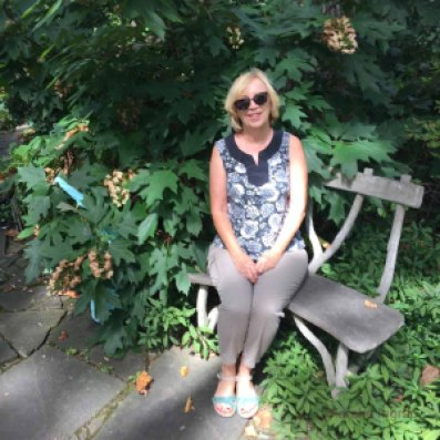 Travel: walking paths Marsha Ingrao at Winterthur Gardens