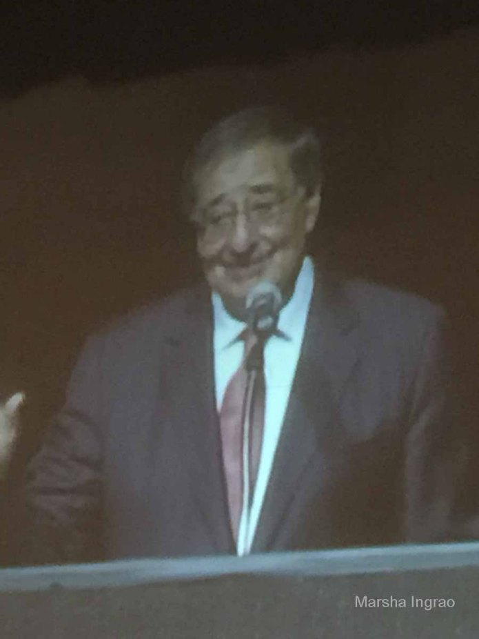 """Leon Panetta """"I've been dodging nuts all my life."""""""
