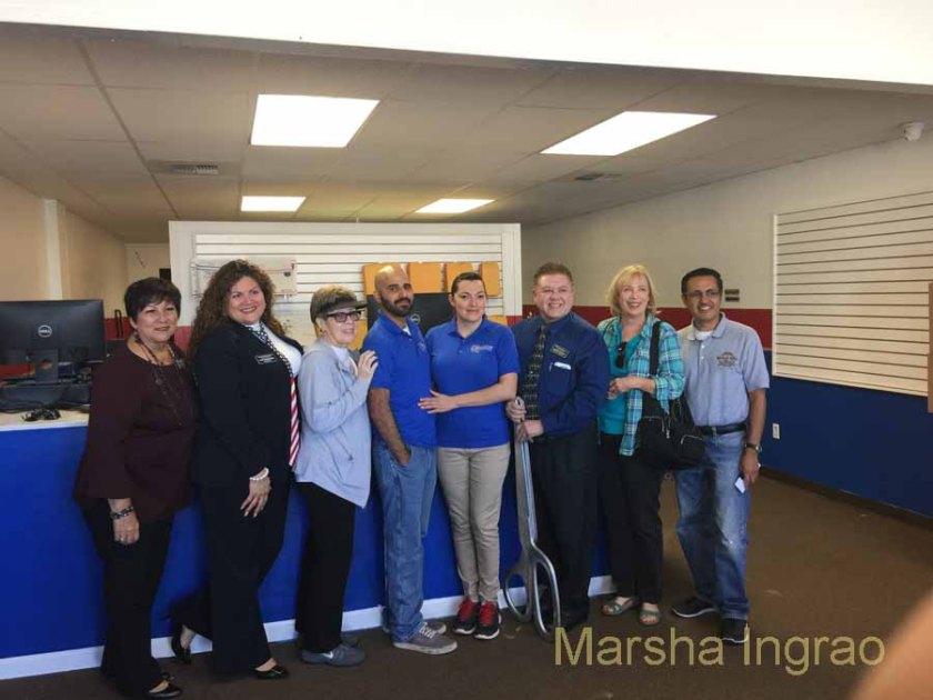 Chambers unite to wish Goin Postal a huge success.
