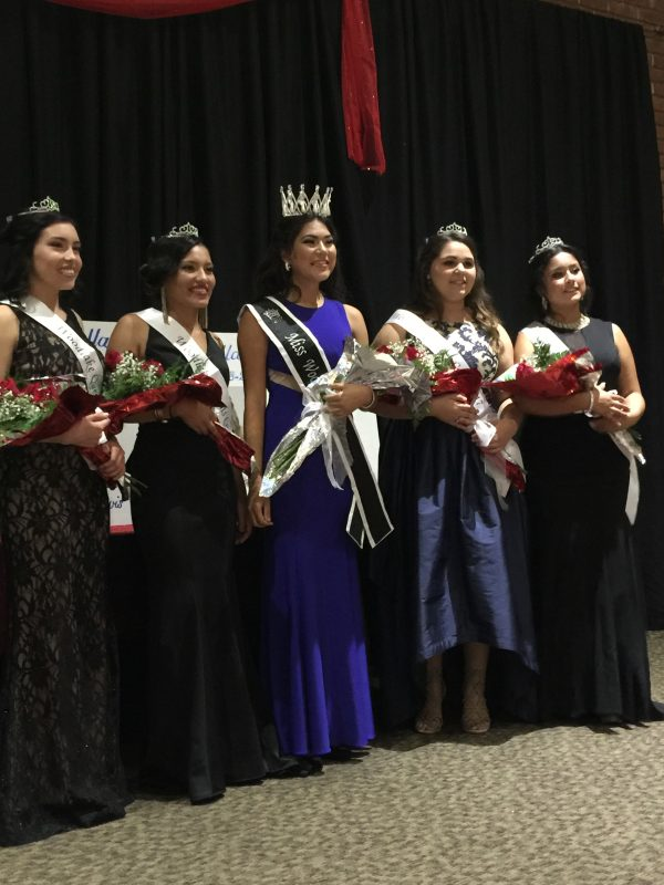 Coronation of Miss Woodlake November 13, 2016