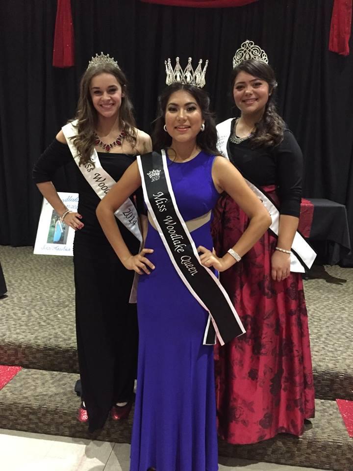 L to R Sayge Davis, Lizette Castillo, Sonni Hacobian
