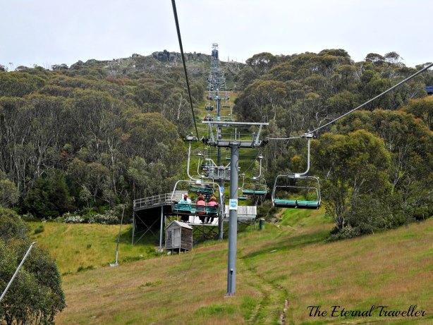 Walking to the Top ofAustralia