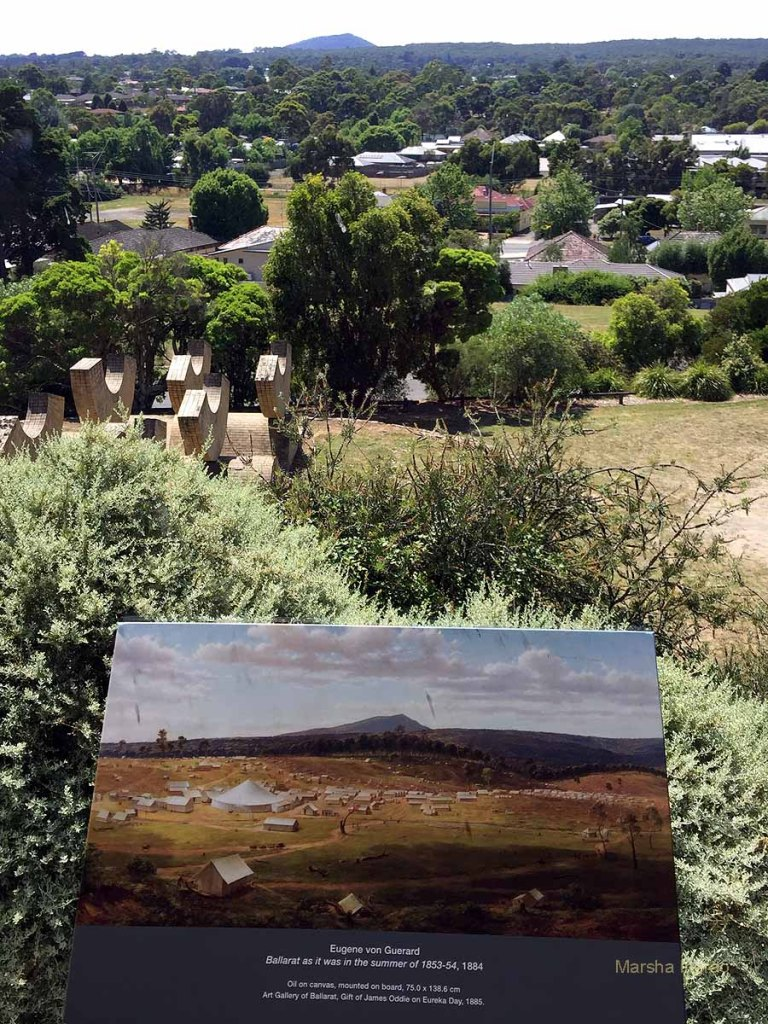 Fun Fotos Old & New, Ballarat Gold Fields