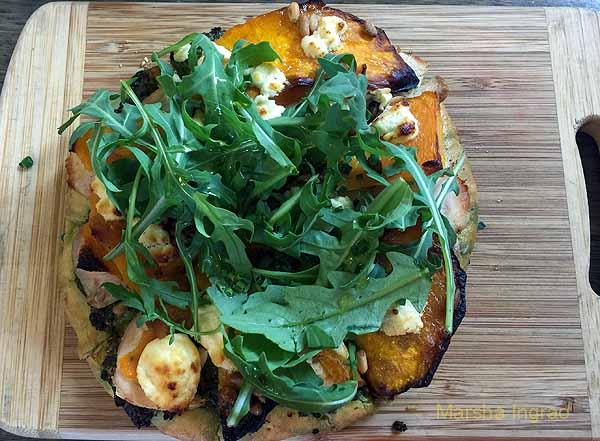 pumpkin pizza #nutrition