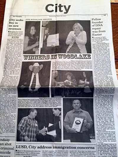 Woodlake Awards Banquet