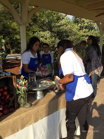 Kiwanis focus on catering