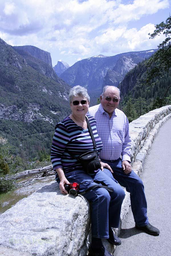 Yosemite National Park May 2017