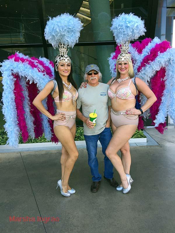 oddballs in Las Vegas
