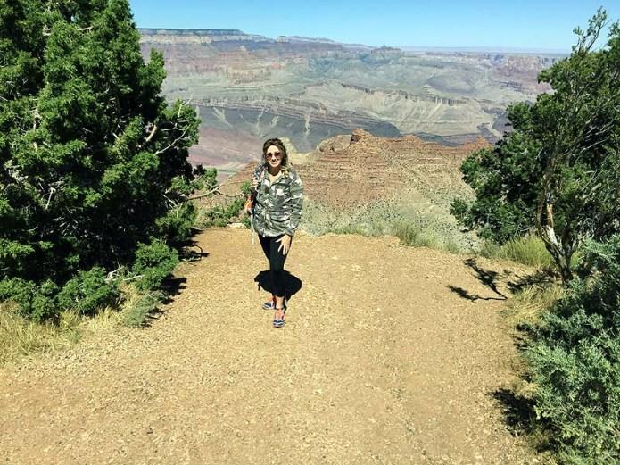 Grand Canyon grumps