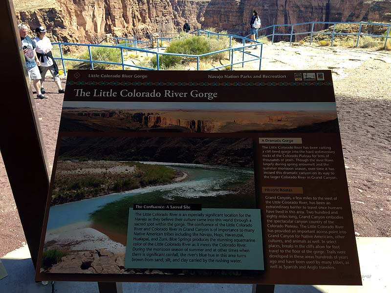 Little Colorado River Calls