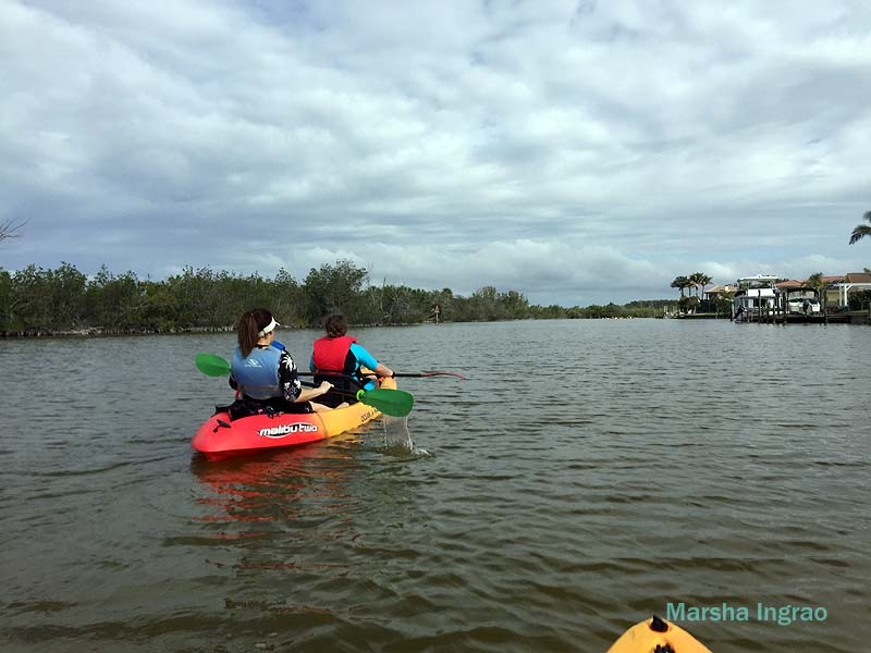 Banana River Kayaking