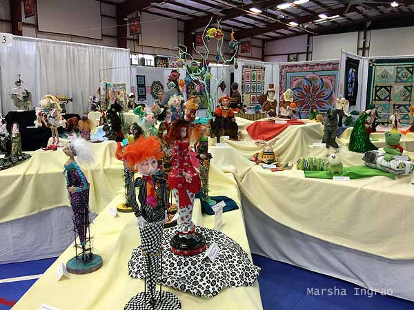 What to Do in April – Best of the Valley Quilt Show