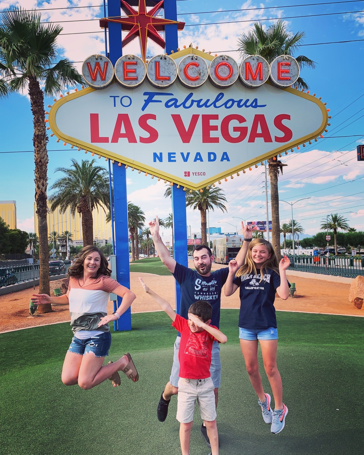 Visit Las Vegas While It's Cool!