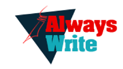 Always Write logo