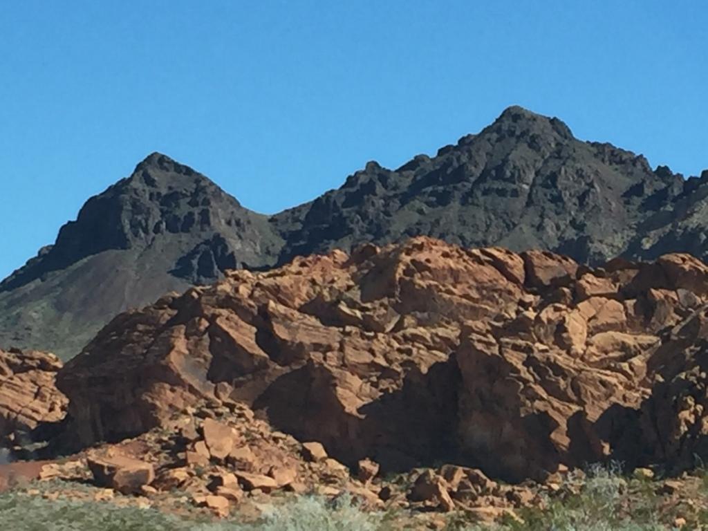 Lake Mead National Recreational Area, Nevada