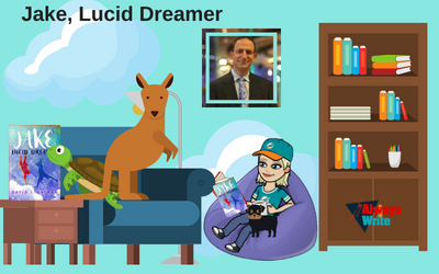 Jake, Lucid Dreamer by David Naiman