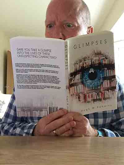 Glimpse Author Hugh Roberts