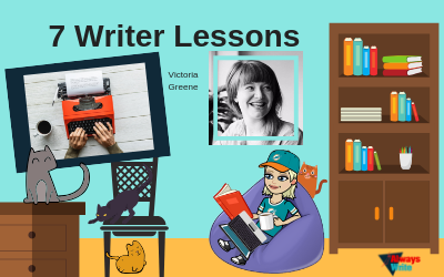 7 Writer Lessons