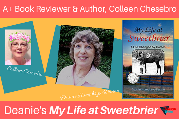 "Colleen Chesebro Book Review ""My Life at Sweetbrier"""
