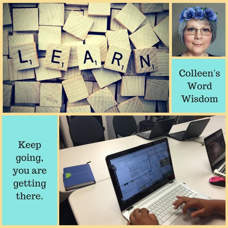 Colleen's Word Wisdom
