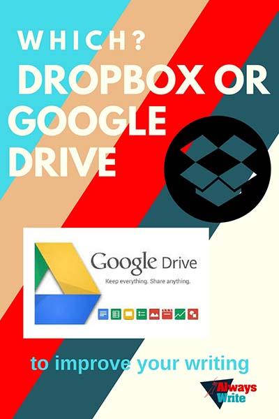 How Do You Compare Dropbox V GoogleDrive?