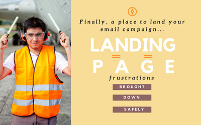 How to Overcome Messed Up Instructions about a Landing Page When You Don't Know Nothing