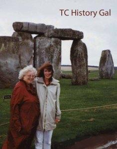 Peggy and Marsha