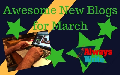 visit awesome new blogs