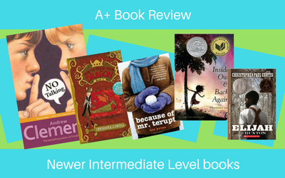 Recommended Intermediate Level Books
