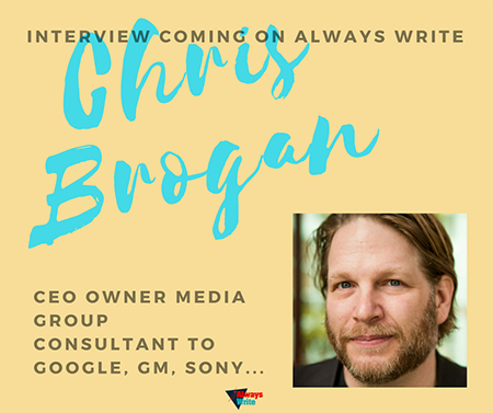 What Would You Ask a Lovely Human AboutBlogging?